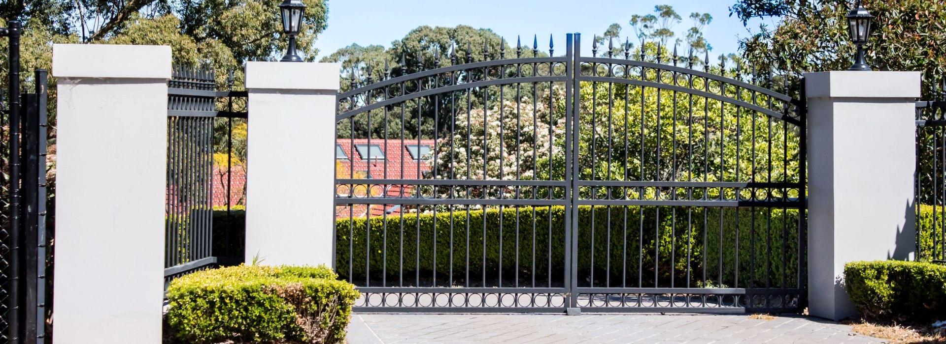 Custom Gate for Home